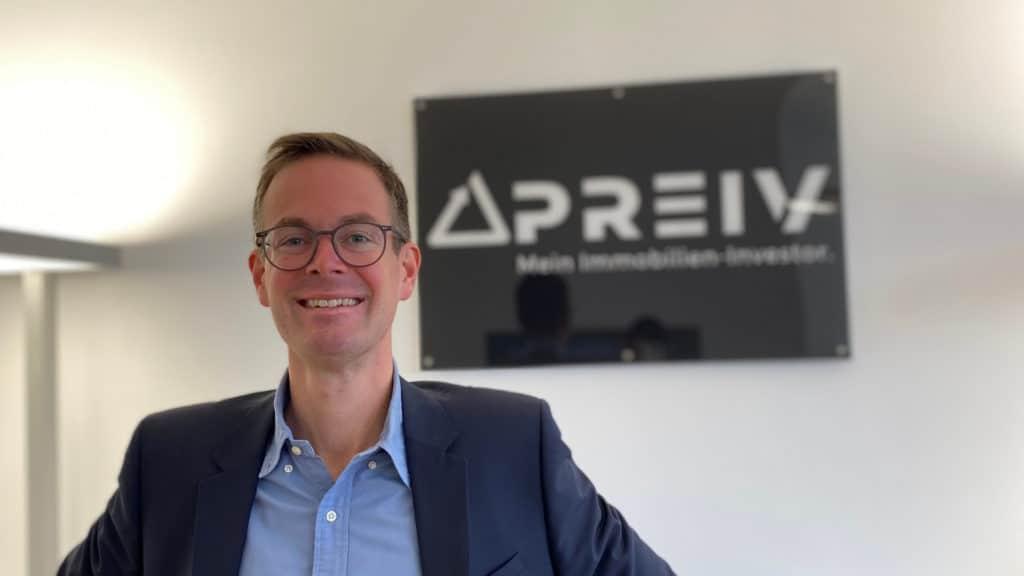 PREIV Immobilien GmbH Immobilien Beratung Sebastian Sauer