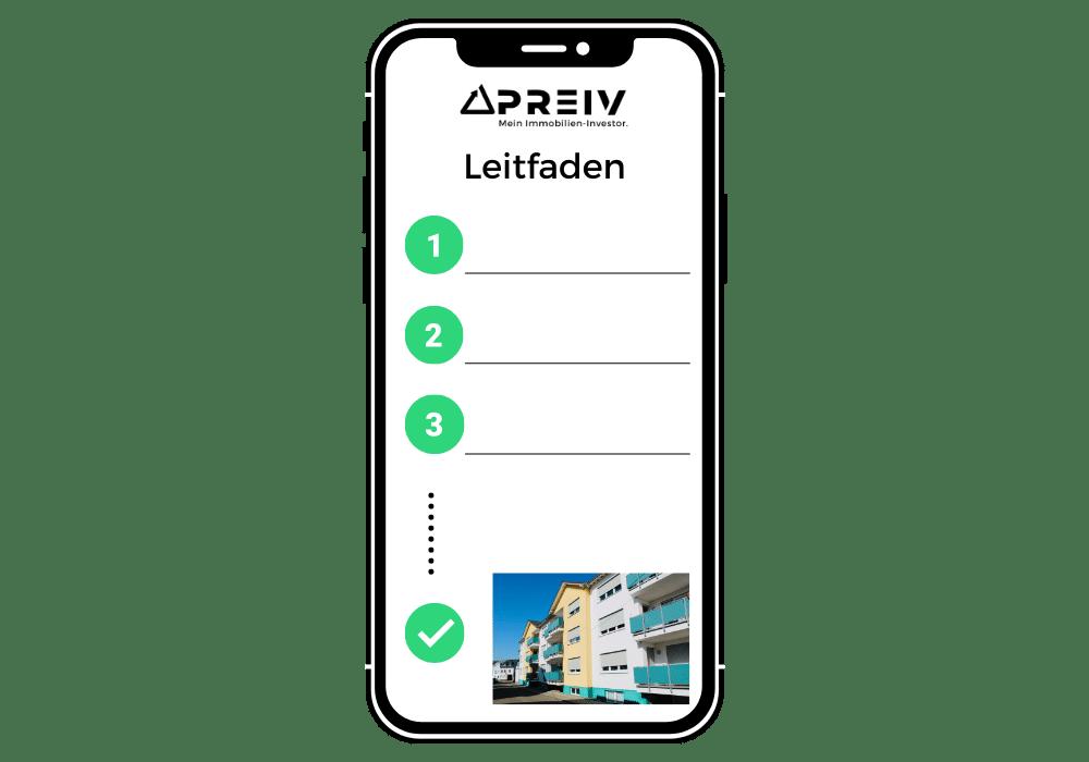 PREIV Immobilien GmbH Leitfaden für die Umsetzung_Immobilien Beratung_Immobilien als Kapitalanlage