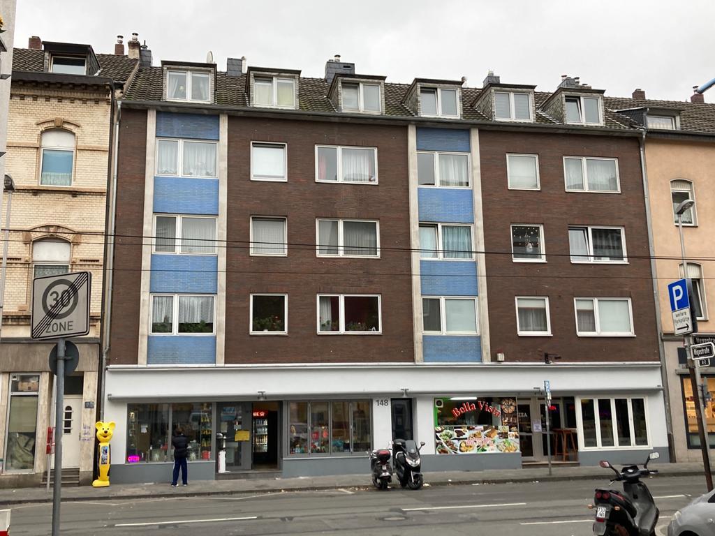 PREIV Immobilien GmbH Mehrfamilienhaus Düsseldorf Gerresheim