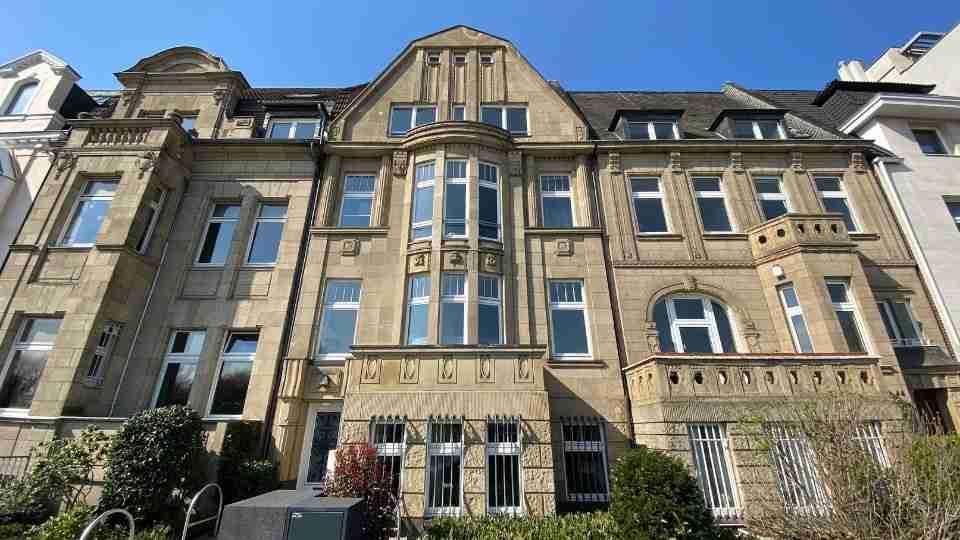 PREIV Immobilien GmbH_Büro Düsseldorf_Außen_Immobilien als Kapitalanlage