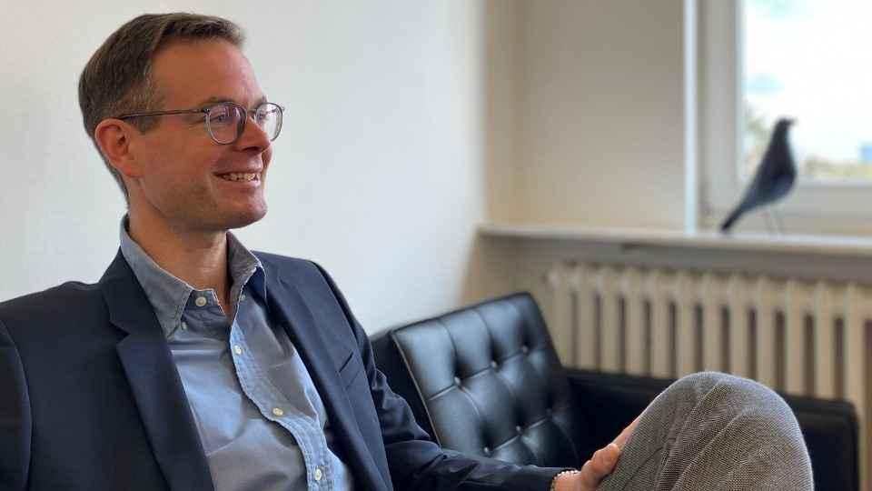 PREIV Immobilien GmbH_Büro Düsseldorf_Netzwerker_Sebastian Sauer