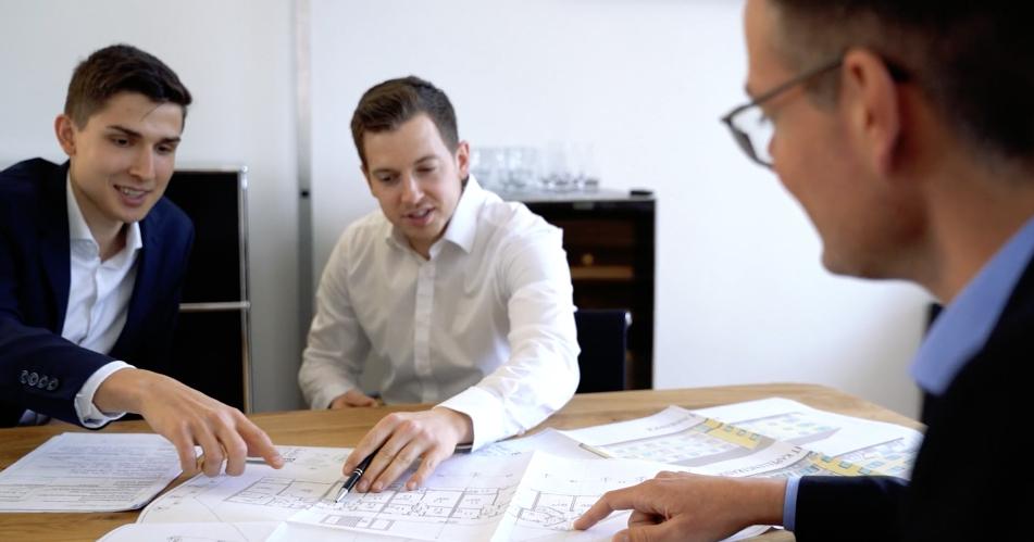 PREIV Immobilien GmbH Analyse der persönlichen Situation Immobilien Investment Immobilien als Kapitalanlage Düsseldorf