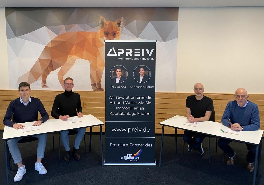 PREIV Immobilien GmbH_Partner und Sponsor des Tischtennis Bundesliga Vereins TTC Zugbrücke Grenzau